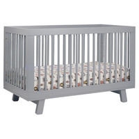 You should see this Hudson 3-in-1 Convertible Crib in Gray on Daily Sales!