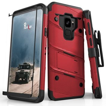 Zizo Bolt Series Best Phone Case for Samsung Galaxy S9