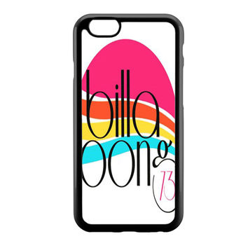 billabong full colour circle iPhone 6 Case