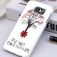 Tree Of Red Hot Chili Peppers Samsung Galaxy S6 Dewantary