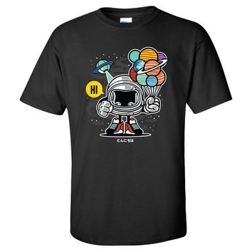 Gift From Outer Space Mens/Unisex T Shirt