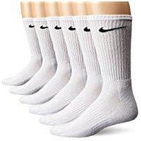 ONETOW NIKE Performance Cushion Crew Socks with Band (6 Pairs)