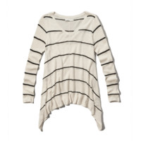 Drapey Asymmetrical Sweater