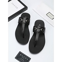 shosouvenir Gucci Flip flops Fashion Slippers