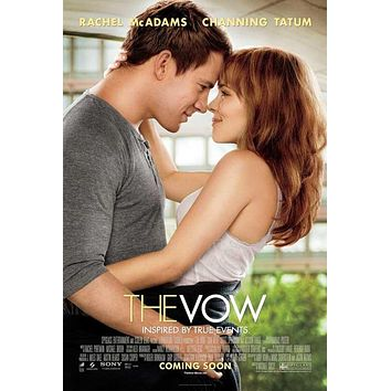 The Vow 11x17 Movie Poster (2012)
