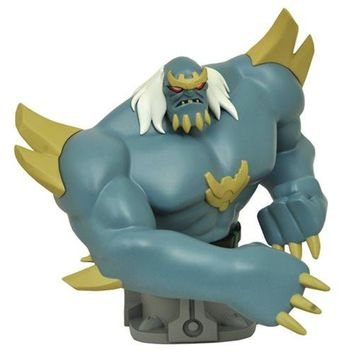 Justice League Animated: The Series Doomsday Bust