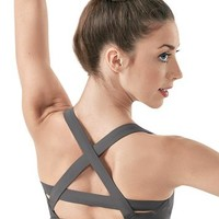 Strappy Back Crop Top - Balera