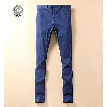 Boys & Men Versace Fashion Office Pants Trousers