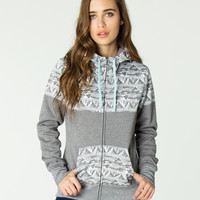 Billabong Women's Ride Out Zip-Up Hoodie
