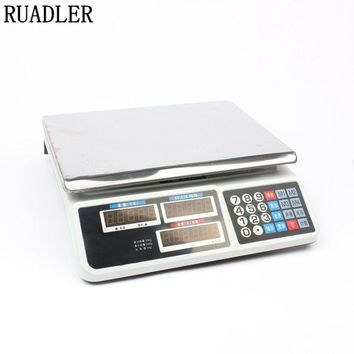 DCCKFS2 New 30kg electronic pricing scales electronic scales weighing scales of fruit