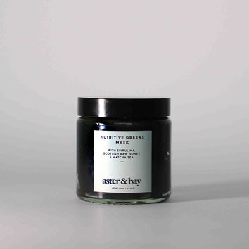 Nutritive Greens Mask