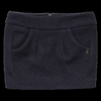 Woolen mini skirt - Skirts - Scotch & Soda Online Shop