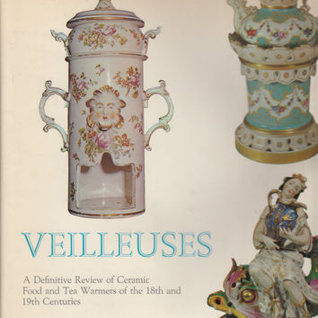Veilleuses: A Definitive Review of Ceramic Food and Tea Warmers of the 18th and 19th Centuries