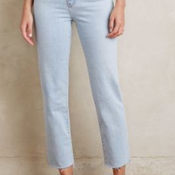 AG Phoebe Jeans in Light Denim Size: