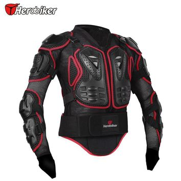 Motorcycles Armor Jackets Body Armour Chest Spine Protection Mountain Cycling Skating Motocross Biker Racing Clothing