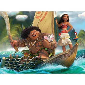 Ravensburger Disney Moana One Ocean One Heart Jigsaw Puzzle - Puzzle Haven