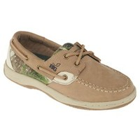 Academy - Realtree Women's Ms. Southport Leather Boat Shoes