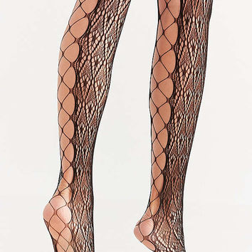 Out From Under Open Work Lace Tight | Urban Outfitters