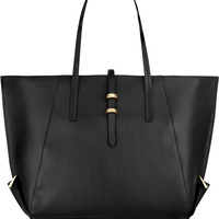 ZAC Zac Posen Eartha textured-leather tote – 45% at THE OUTNET.COM