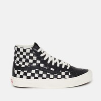 Vans Vault OG SK8-Hi LX 50th Checkerboard Sneakers - WOMEN - Footwear - Sneakers - Vans Vault