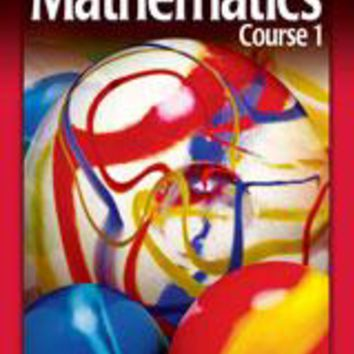 Holt McDougal Mathematics Course 1 © 2010 Know-It Notebook Teacher's Guide, Volume 2 (Transparencies)