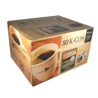 Green Mountain Coffee Caribou Blend 80 Single K Cups