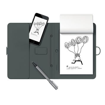 Wacom Bamboo Spark with Gadget Pocket (CDS600G)