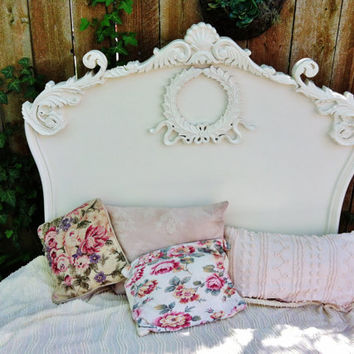 French Design Custom Headboard