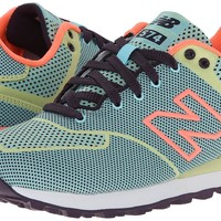 New Balance Women's WL574 Woven Collection Running Shoe