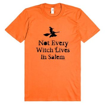 Halloween - Not Every Witch Lives In Salem