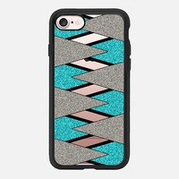 Triangulation 2 iPhone 7 Case by Alice Gosling | Casetify