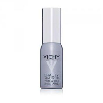 Vichy LiftActiv Serum 10 Eyes and Lashes - Dermstore