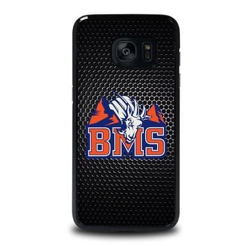 bms blue mountain state samsung galaxy s7 edge case cover  number 1