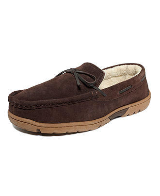 Rockport Slippers Lined Moccasins Mens From Macys Slippers