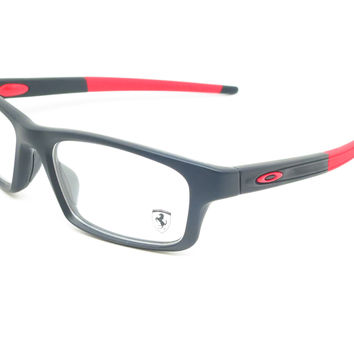 Oakley Crosslink OX8037-1552 Satin Black Eyeglasses