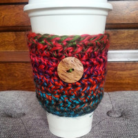 Coffee Mug Cozy -Travel Mug Cozy - Coffee Cozy - MugCozy - Coffee Sleeve