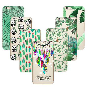 Green Silicone Case for Couqe iPhone 7 4 4S 5 5S SE 5C 6 6S Plus Cover for Samsung Galaxy Grand Prime j3 J5 A3 A5 2016 S5 S6 S7