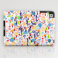 sunny  afternoon iPad Case by Randi Antonsen