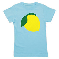 Pink Lemon Tee - Girls | something special every day