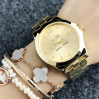 COACH WATCH WRISTWATCH FASHION STYLISH DESIGN GIFT