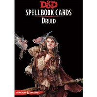 73917 D&D: Spellbook Cards: Druid Deck