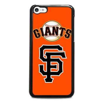 SAN FRANCISCO GIANTS 3 iPhone 5C Case Cover