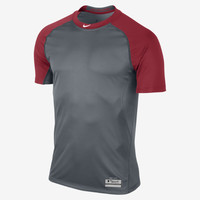 NIKE PRO COMBAT CORE FITTED RAGLAN 1.2 SHORT-SLEEVE