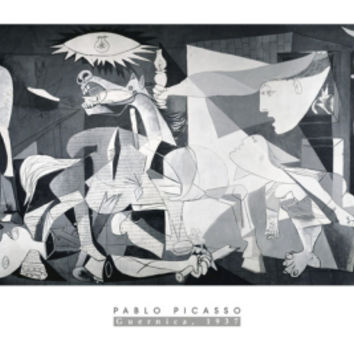 Guernica, 1937 Art Print by Pablo Picasso at Art.com