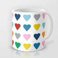 64 Hearts Mug by Project M