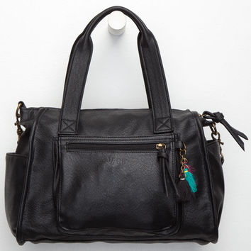 Vans Tucson Satchel Bag Black One Size For Women 25125310001