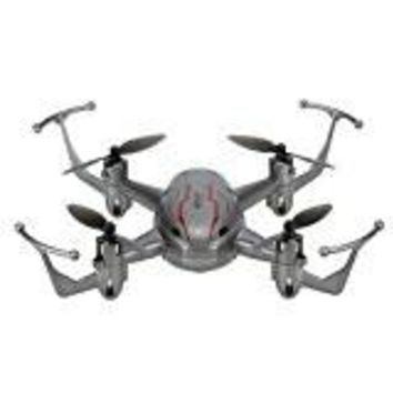 Drone Headless Mode and One Key Return Function 2.4GHz 4 CH 6 Axis Gyro RC Quadcopter