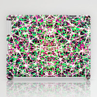Connections iPad Case by Claudia Owen