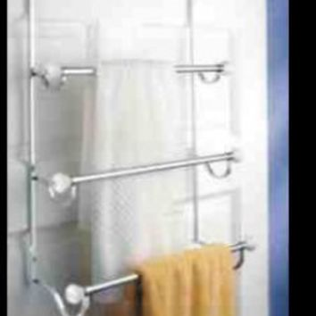 Over the Door Towel Racks - TowelRACKED.com