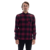 Reefer Shirt - Bordeaux